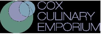 Cox Culinary Emporium Logo
